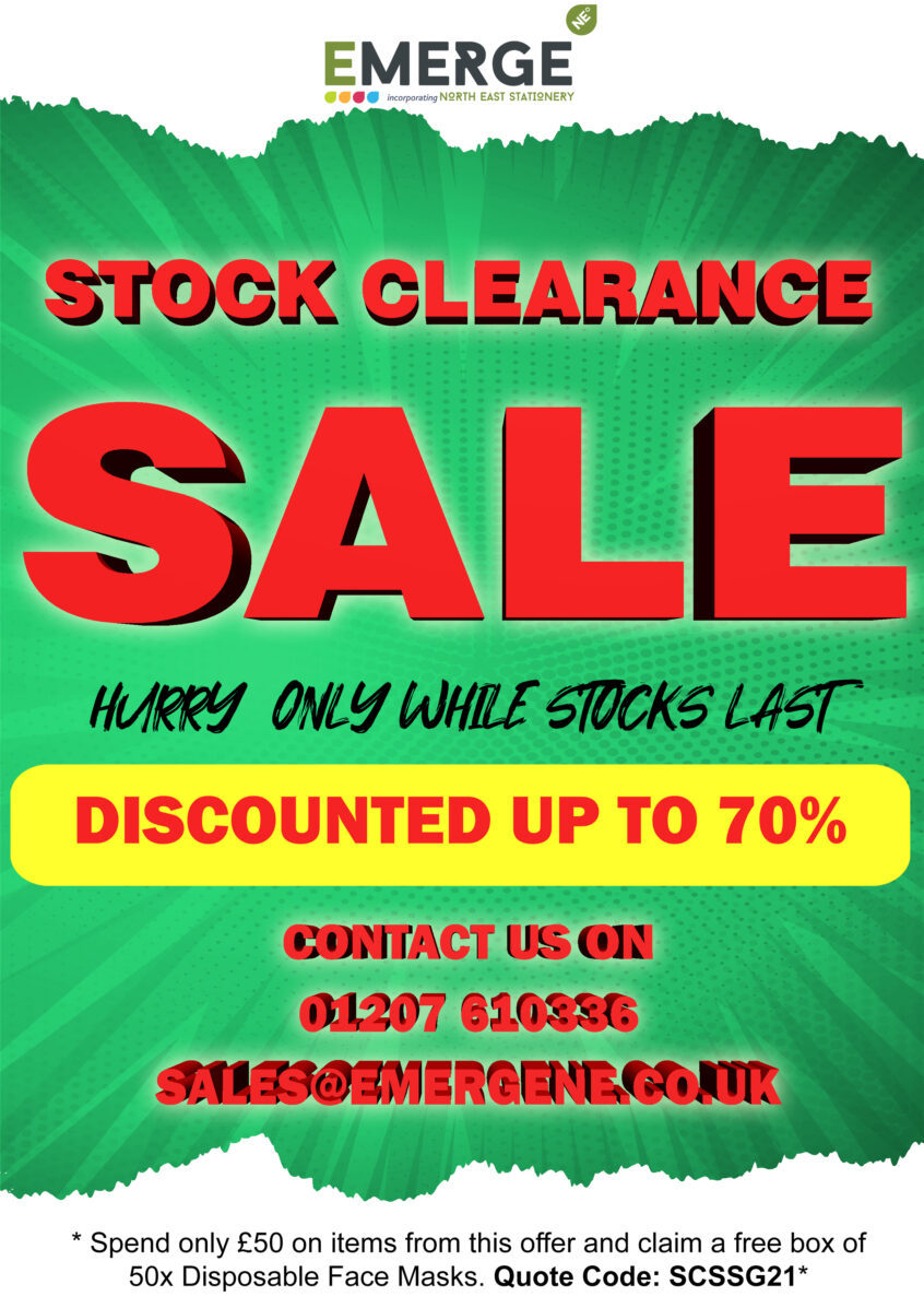 Stock Clearance Discounted up to 70%